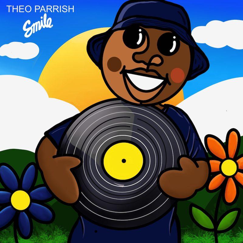 Theo Parrish Smile